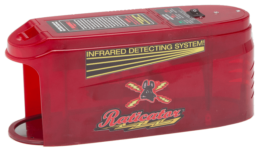 The Infrared Raticator Max