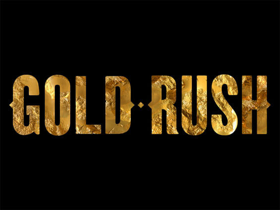 Gold Rush tv show logo
